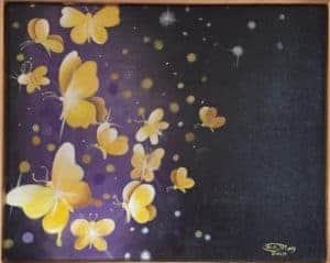 The Golden Butterflies