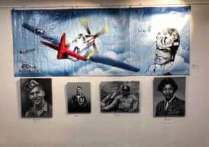 Veterans Day Art Exhibit at the Veterans Museum in Balboa Park San Diego