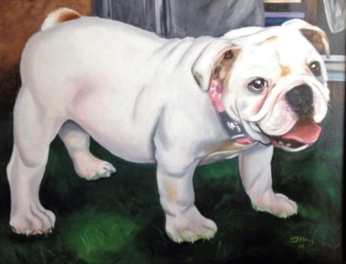 Paint Your Pets on 06/19/2019 @ 5:00pm
